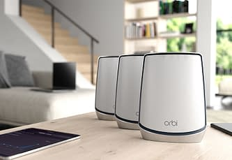 Netgear Orbi with Wi-Fi 6